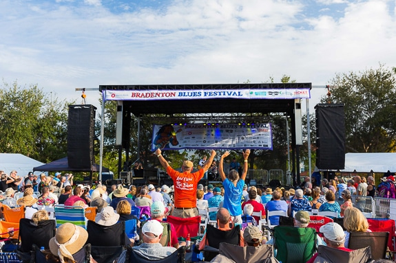 Dates Set For This Year's Bradenton Blues Festival
