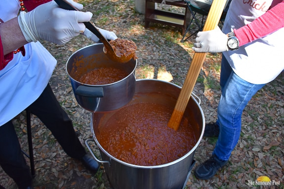 Fun At The Chili Cook Off In Parrish, FL