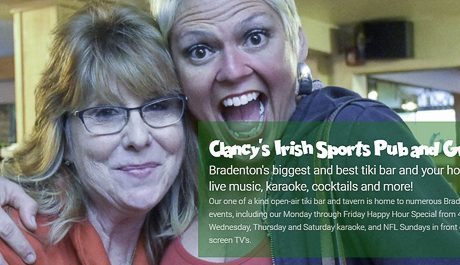 Just in Time for St. Paddy's Day, Clancy's Irish Sports Pub of Bradenton Has Big News!