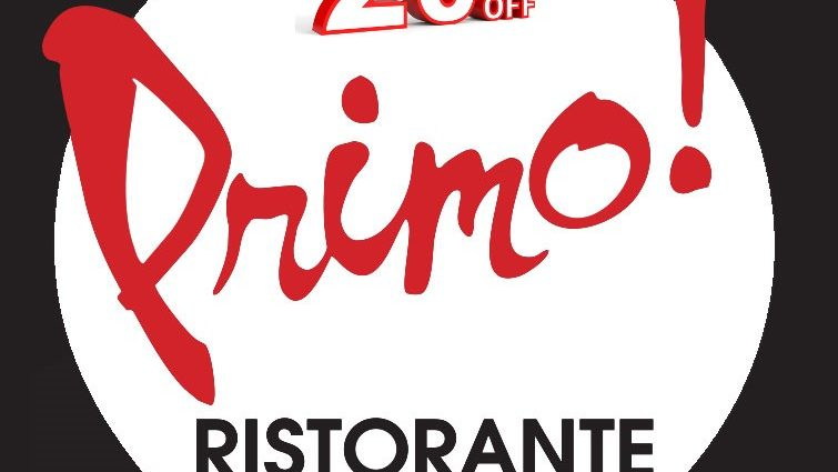 Staying Home? Primo Ristorante in Sarasota Offering 20% OFF on All Take-Out Orders!
