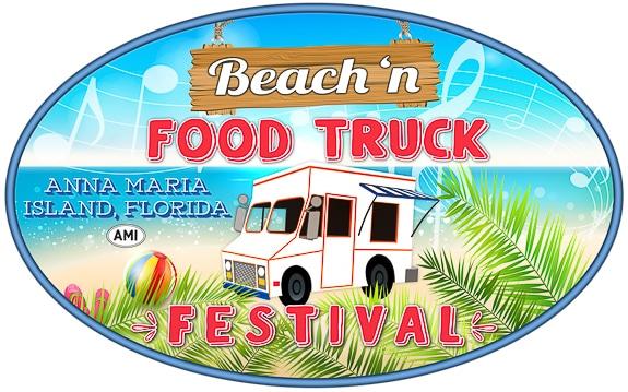 Beach n' Food Truck Festival on Anna Maria Island, FL