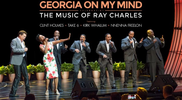 "Boom! ""Georgia On My Mind"" at the Van Wezel Performing Arts Hall in Sarasota, FL"