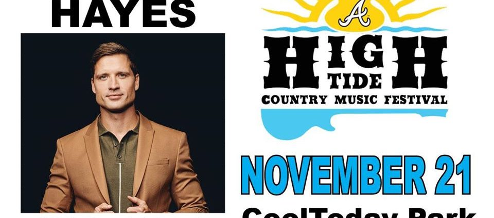 High Tide Country Music Festival Comes To CoolToday Park in North Port, Florida In November
