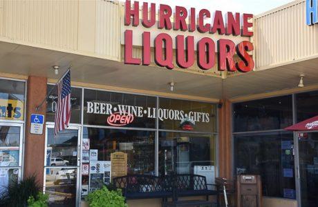 Hurricane Liquors of Anna Maria Island, Florida Will Deliver Your Favorite Spirit