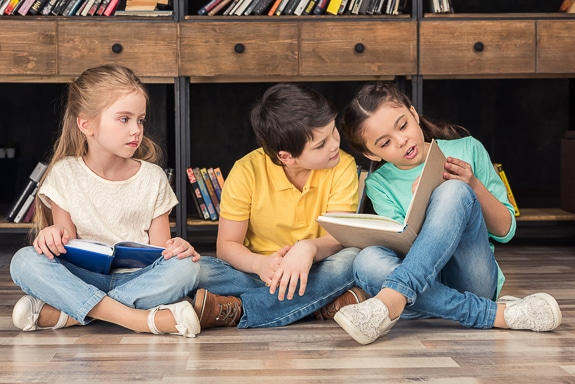 Florida Suncoast, Staying Home? Are Your Kids Bored? How About Reading a Good Book?