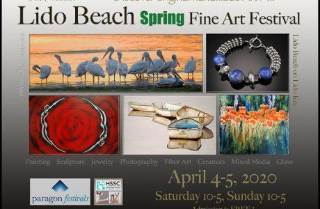 5th Annual Lido Beach Spring Fine Art Festivals