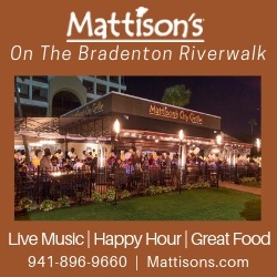 Mattison's on the Bradenton Riverwalk