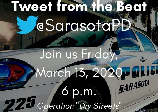 Sarasota Police Hosting Special Operation 'Dry Streets'