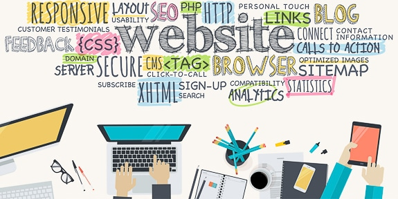 "Everyone is ""On-Line"" - Is Your Business Website Up to Date? Local Suncoast Web Design Company Offering FREE Website Analysis"