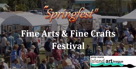 Springfest Fine Arts & Fine Crafts Festival in Holmes Beach, FL