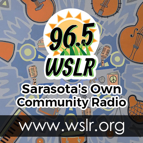 96.5 WSLR - Sarasota's Own Community Radio