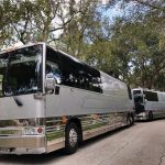 Decades Rewind tour busses