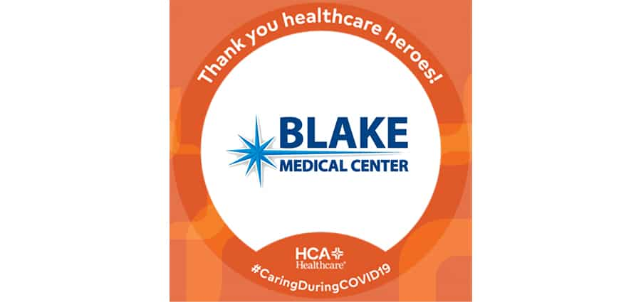 blake medical center is creating healthier tomorrows
