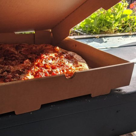 Pizza from Pi 3.14