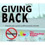 Giving Back event postponed