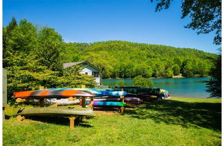 Lake Sheila NC Cottage