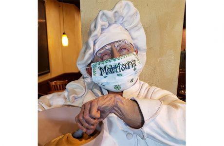 Mattison's maskerade contest