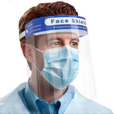 SmokeRhino Face Shield