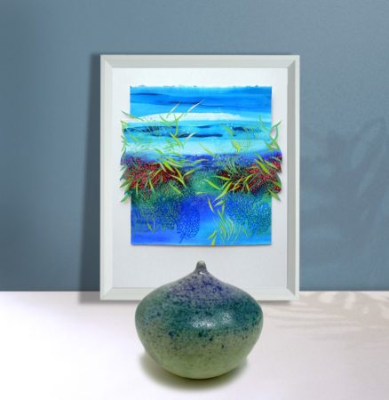 seagrass-seaworld painting and pottery