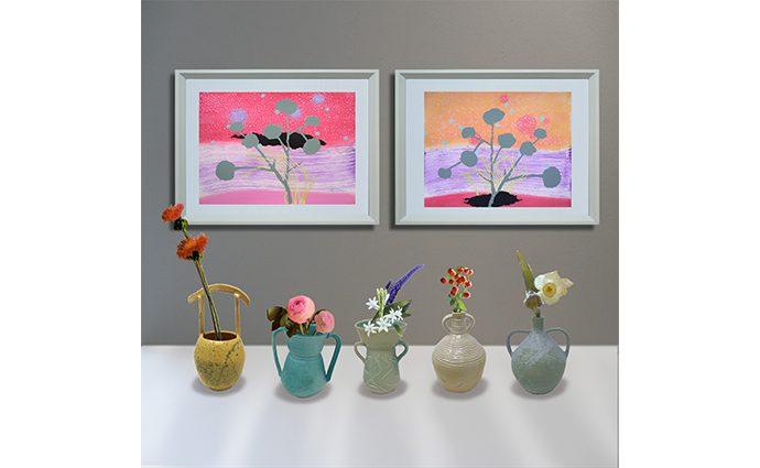 virtual art exhibit, rebound-rejoice