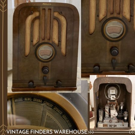 What's on 6.26-7.3 vintage finders warehouse
