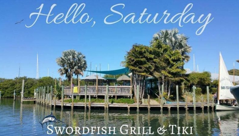 what's on 6.26-7.3 swordfish grill
