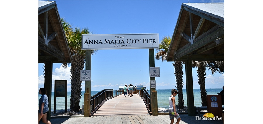 anna maria city pier is open