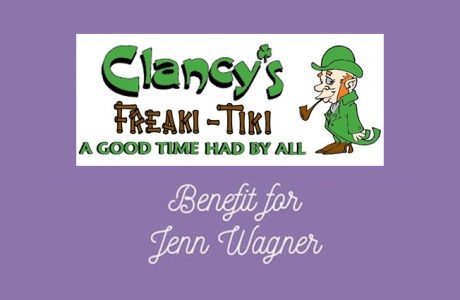 benefit for jenn wagner