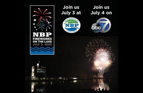 nathan benderson park (NBP) fireworks