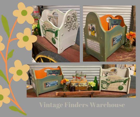 vintage finders warehouse