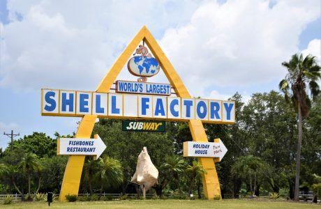 Shell Factory Roadside Sites