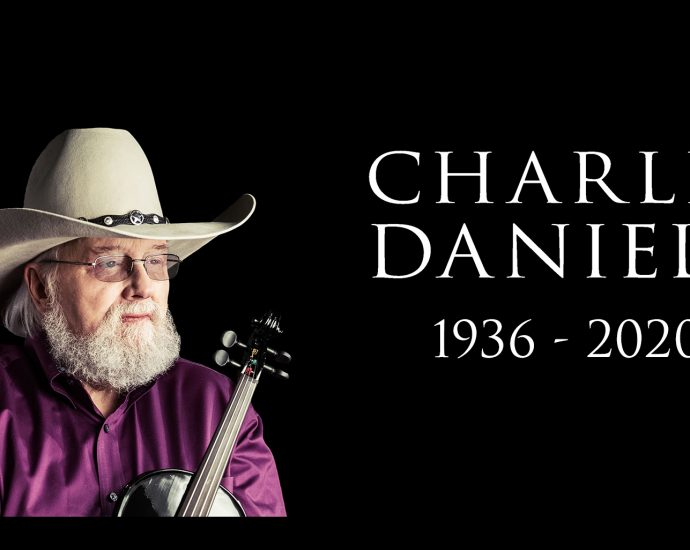 Rest In Peace Charlie Daniels