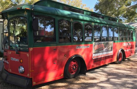 Sarasota Tours Trolley