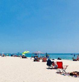 Staycation on Nokomis Beach