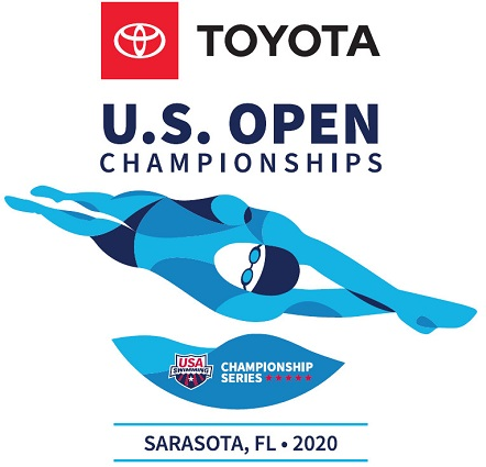 2020 Toyota U.S. Open Swimming
