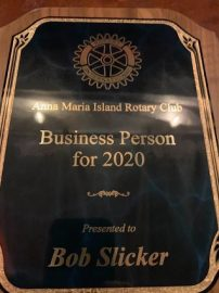 Bob Slicker - Business Person of the Year