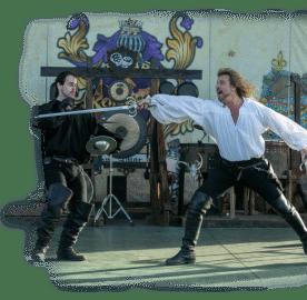 Festival - pirate
