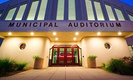 Sarasota's Municipal Auditorium