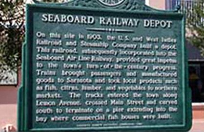 Seaboard Railroad Depot