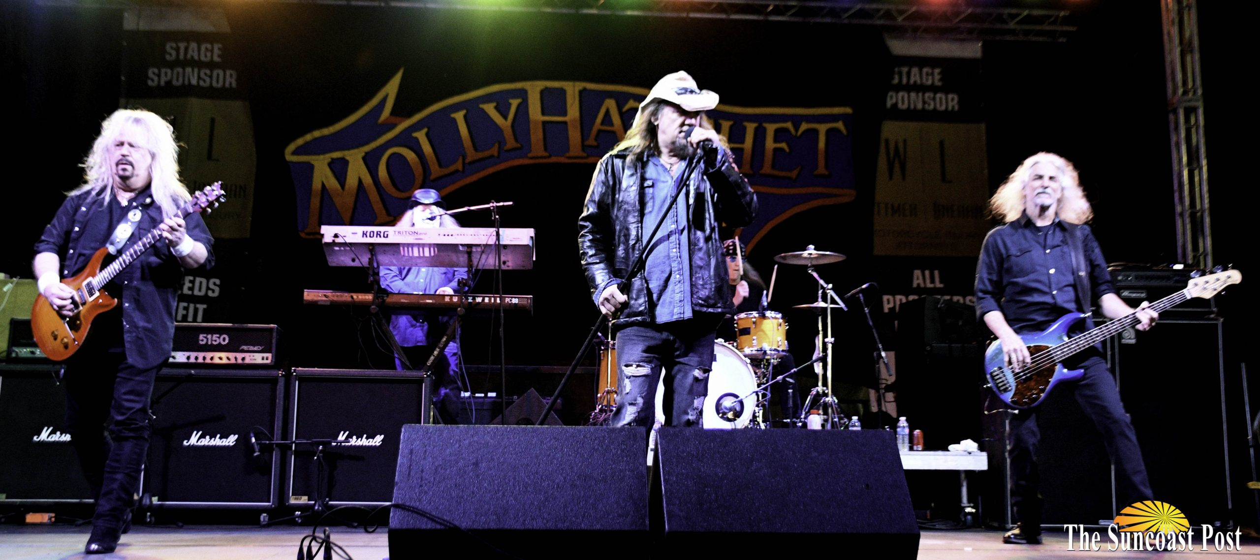 Molly Hatchet -  - Thunder by the Bay