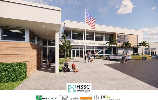 Sarasota Humane Society Office Building