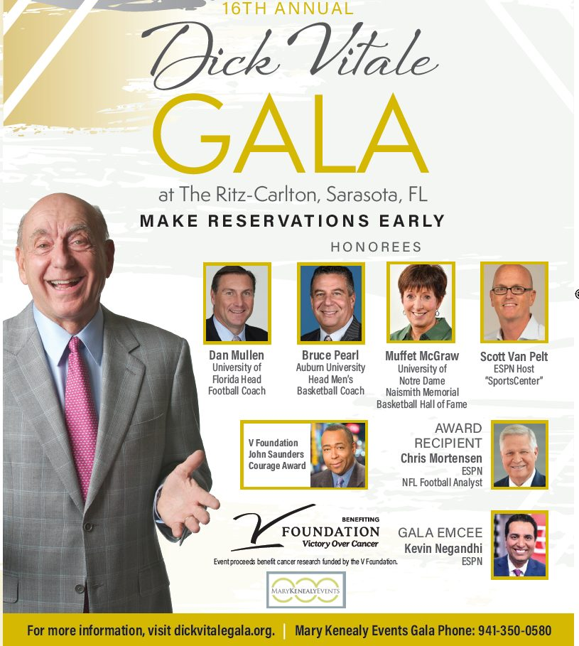 Dick Vitale Gala