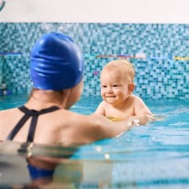 Water Safety - Swimming