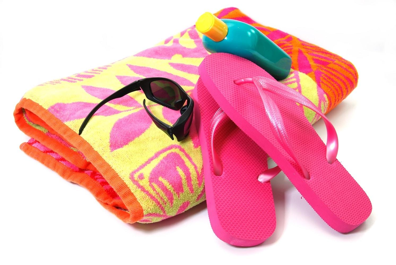 Items for Beach Bag