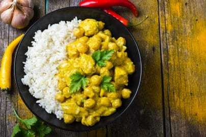 Indian Chicken Slow-cooker recipe