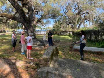 Cemetary Tours